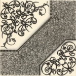Напольная плитка Береза Керамика Полонез белая