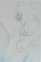 Декор Тюльпан 200х300 голубой